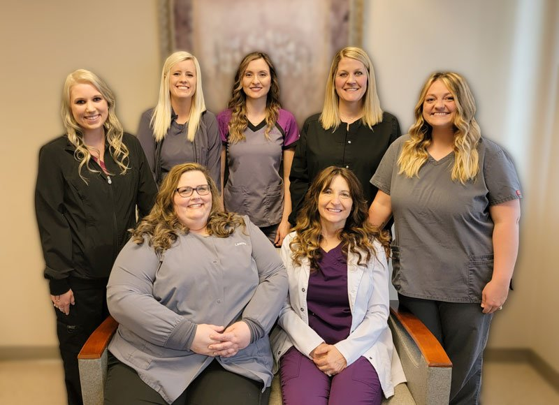 Wells Family Dentistry Office